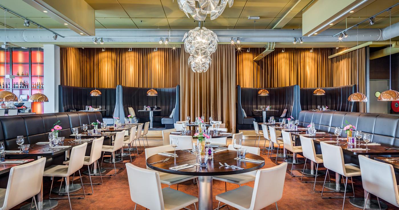 Groepen - Bluefinger Restaurant Zwolle