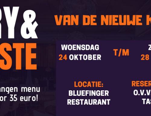 Try&Taste Nieuwe Kaart